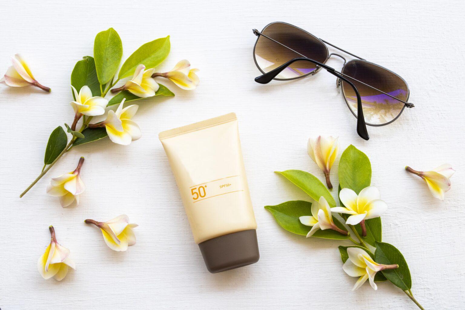 Maquillaje protector solar