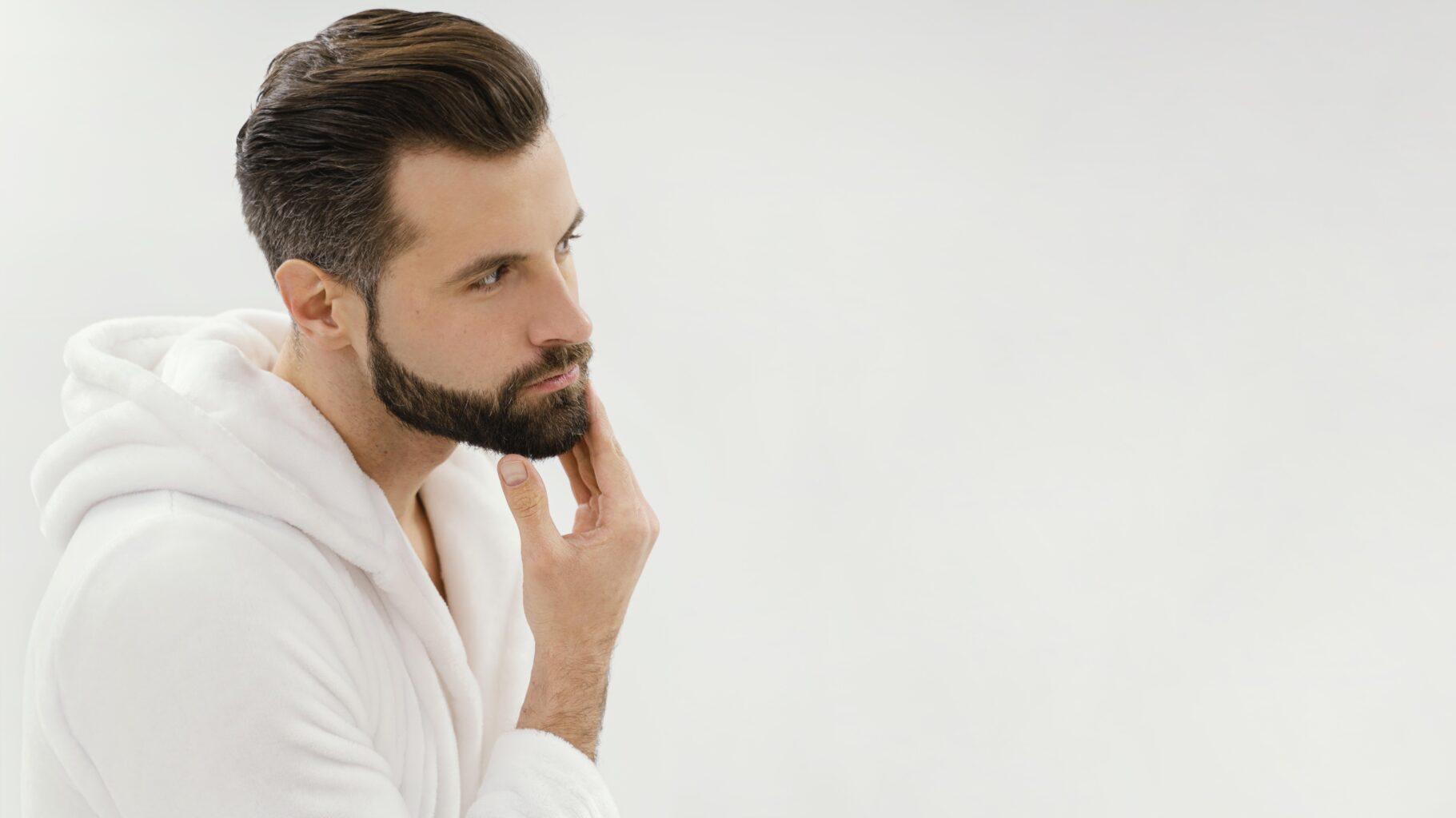 Dermos-cuidado facial masculino